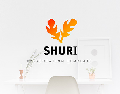 Shuri Business Template Powerpoin and Keynote