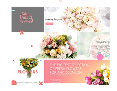 Redesign Web Rosaliaflorest-com