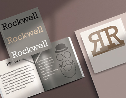Rockwell Book