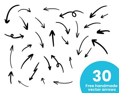 Free Handmade Arrows Vol. 1 (2020)