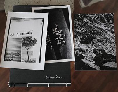 Broken Poems Book (COLLECTOR EDITION)