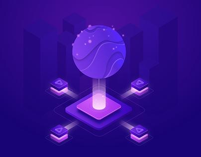 Libra Credit - Fintech Landing Page