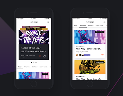 Whim.nyc - iOS App Redesign