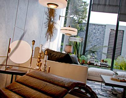 Interior Classic Room