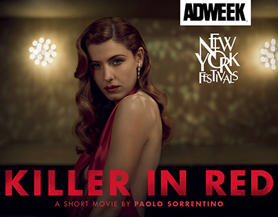 Killer In Red - Directed by Paolo Sorrentino