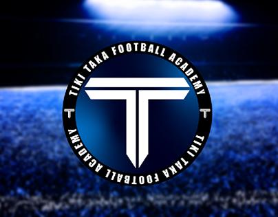 Tikitaka - football academy branding