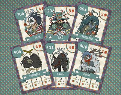 Orange Quest Cards Preview