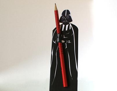 Darth Vader business card