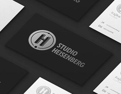 LOGO & BRANDING//STUDIO HEISENBERG