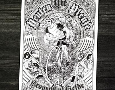 Custom illustration commission by TomHeye