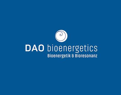 DAO bioenergetics Identity