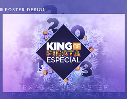 Texas Blue Aster