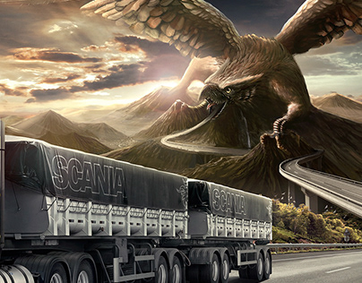 Scania :: Griffin