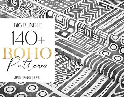 BIG BOHO Seamless Pattern Collection