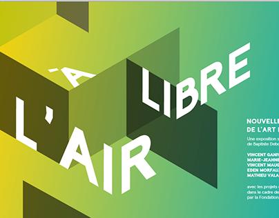 à l'air libre (website)