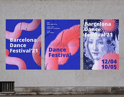 Barcelona Dance Festival'21