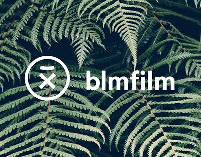 blmfilm - corporate design, website