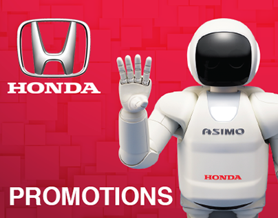 Honda Offers Microsite