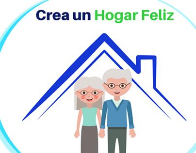 CREA EL HOGAR FELIZ