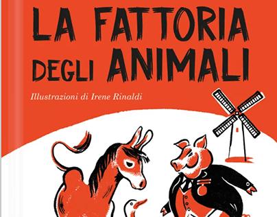 Animal Farm by George Orwell - La Nuova Frontiera