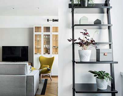Apartment on the sunny side by BohoStudio