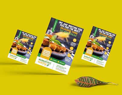 Mamafast Healthy Flyer