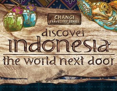 Changi Traveler's Series | Wonderful Indonesia