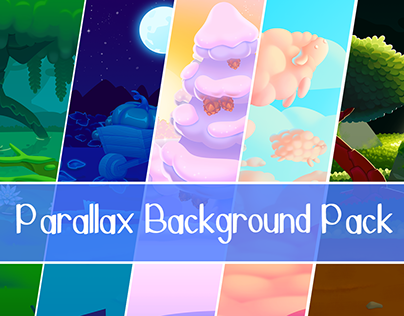 Parallax Background Pack