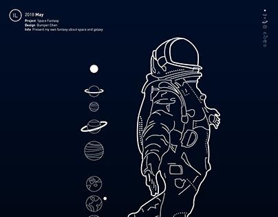 Astronaut -Space Oddity