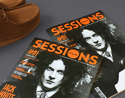 Sessions Magazine (Clarks)