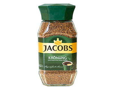 Trabajo Prototipo Fotografía de productos JACOBS