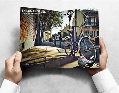 Telcel AMERICA - Record Magazine Print Campaign