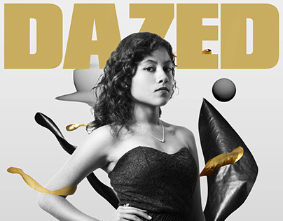 Dazed Magazine Concept