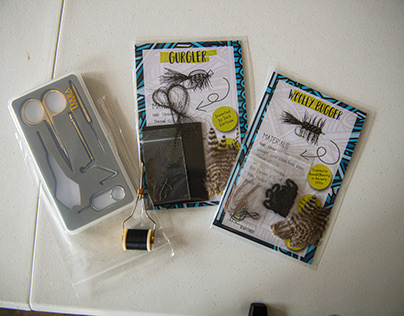 The Mayfly Project Fly Tying Cards