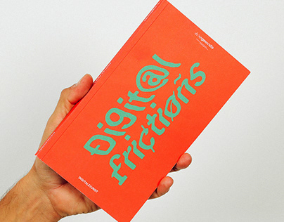 die Angewandte - DIGITAL FRICTIONS exhibition catalogue