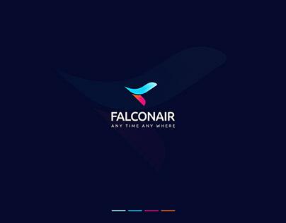 agency air logo - travel tour logo - modern logo