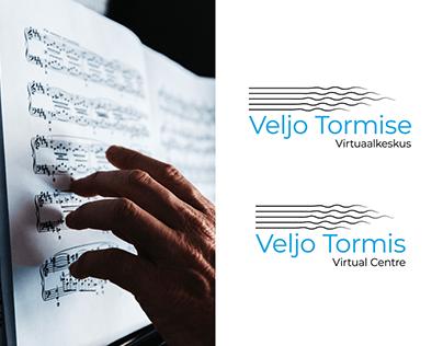 Veljo Tormise Virtuaalkeskuse logokavand