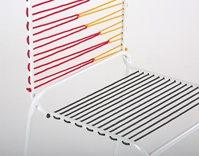 Individualisierung Stuhl