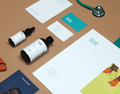 Parsley Health - Brand Identity - New York