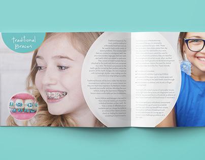 Orthosmile Brochure - Braces for Children and Teens