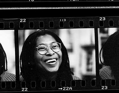CONTACT SHEETS (Alice Walker 1983)