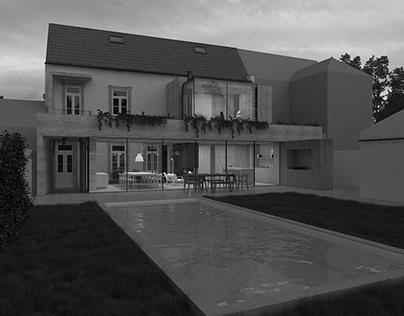 House in Ílhavo with Sara Almeida