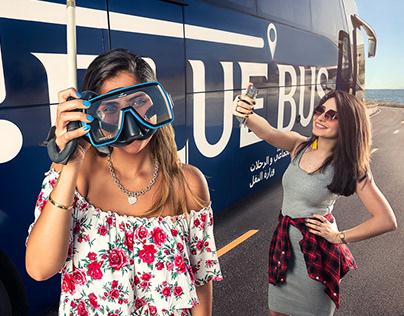 Blue Bus Egypt | Sahel Campaign