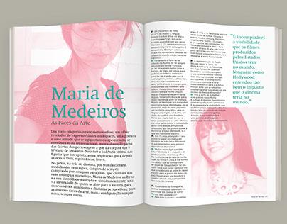 State of the art \\ Magazine