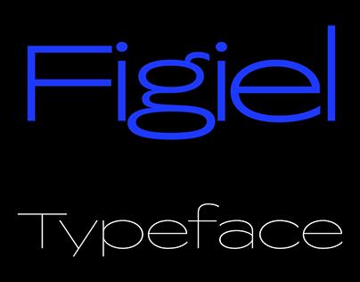 Figiel Typeface