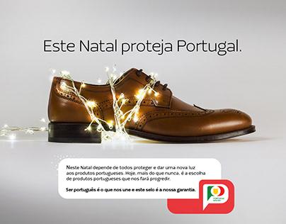 Este Natal Proteja Portugal