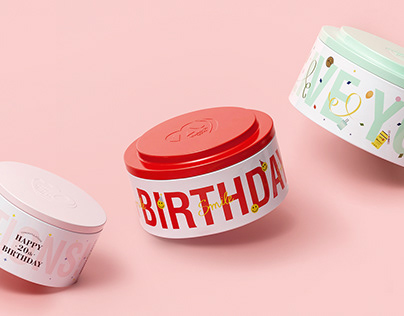 OLIVE YOUNG BIRTHDAY CAN KIT