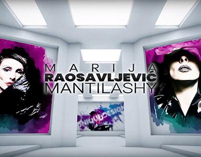 Mantilashy By Marija Raosavljevic
