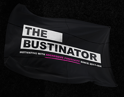 Branding & Web Design | The Bustinator