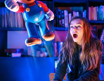 Lila vs Mario